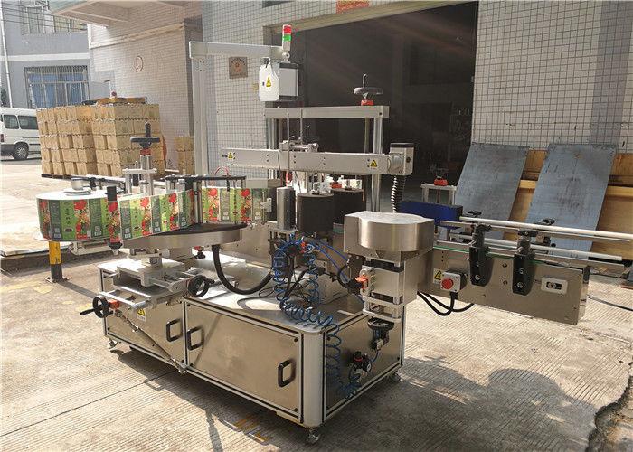Stroj za etiketiranje ravnih steklenic 3048mm x 1700mm x 1600mm