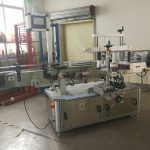 Popolnoma samodejno zavijanje stroja za etiketiranje kvadratnih steklenic za 3000-5000b / H