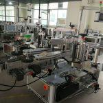 Sistem za hitro označevanje dvojnih kotnih tesnil za farmacevtske škatle