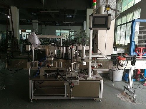 Dvostranski stroj za etiketiranje steklenic / avtomatski etiket za steklenice