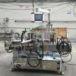 Visoko natančen avtomatski nalepka dvostranski stroj za etiketiranje ploščic